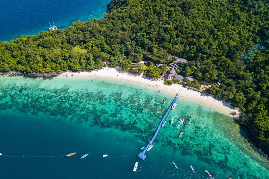 Coral Island Private Tour - Phuket
