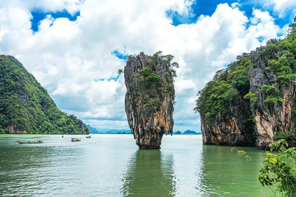 James Bond Island Private Tour - Phuket