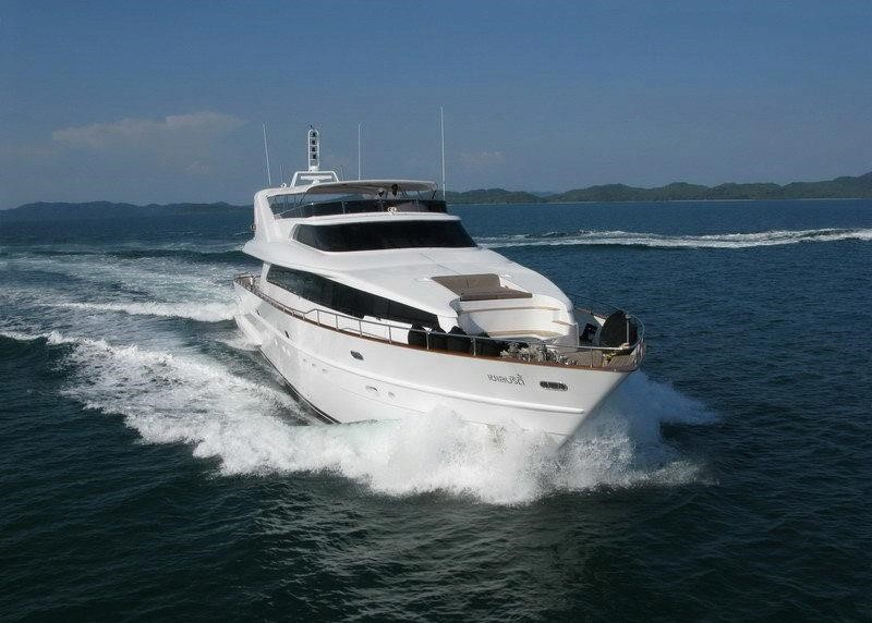 107 ft. Baglietto Luxury Motor Yacht