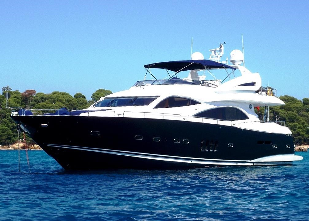 90 ft. Sunseeker Super Yacht