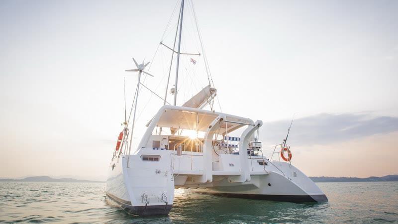 40 ft. Admiral Catamaran