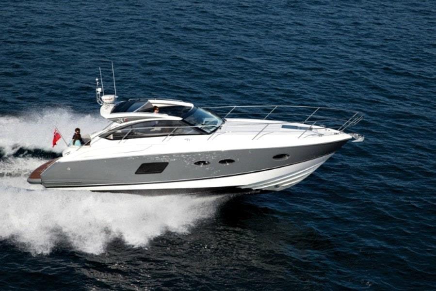 Princess V39 Sports Yacht